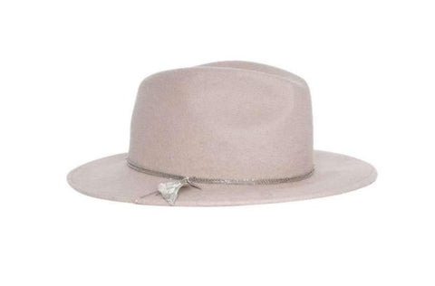 Plume Fedora Wool Felt Hat | Ophelie Hats Shop Custom Made Felt Hats Montréal Canada