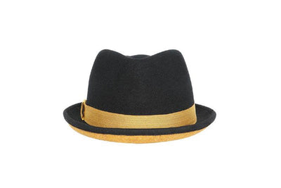 Robert Johnson Trilby Wool Felt Hat | Ophelie Hats Shop Custom Made Felt Hats Montréal Canada