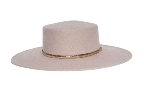 San Pablo Wide Brim Cordobes Wool Felt Hat | Ophelie Hats Shop Custom Made Felt Hats Montréal Canada