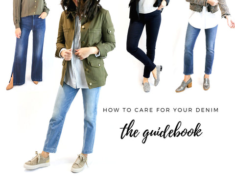 Denim Guidebook