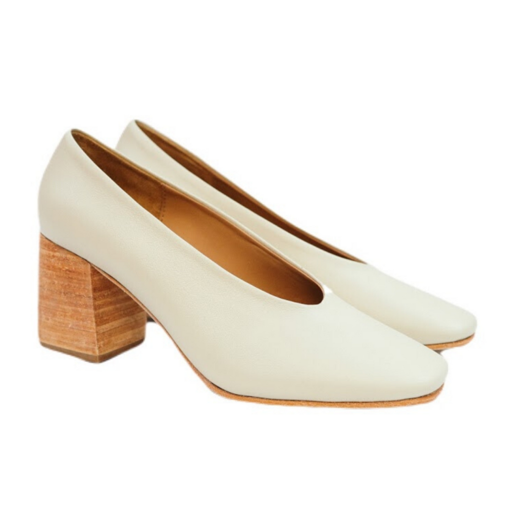 Salvador Classic Leather Pump