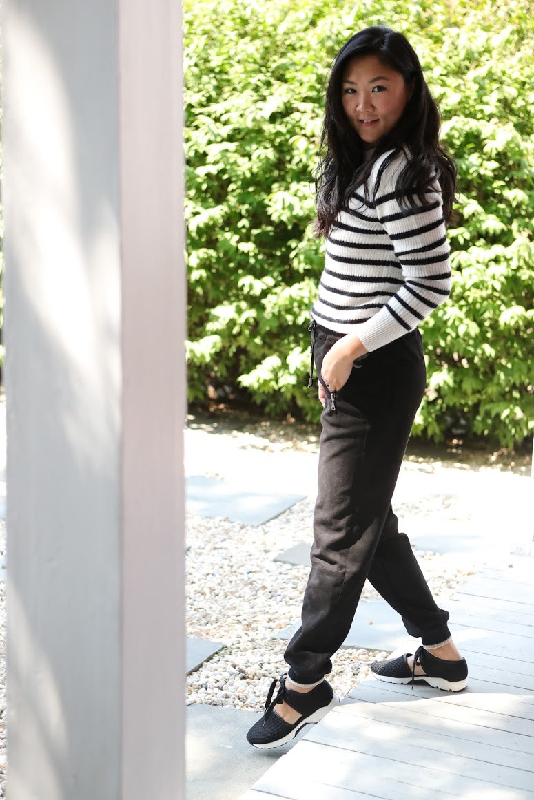 Laurel Stripe Sweater