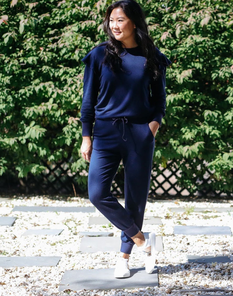 Jogger Sweatpants (Navy)