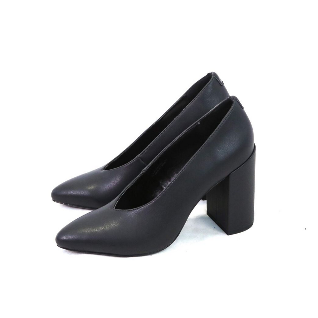 Amari High Heel V-Cut Shoes