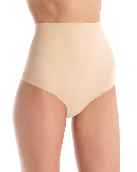 Commando Shapewear High Waisted Control Thong Nude