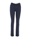 The Pixie Dazzler Denim (Blue Indigo)