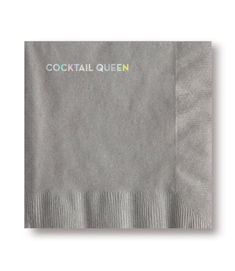 Napkins - Cocktail Queen