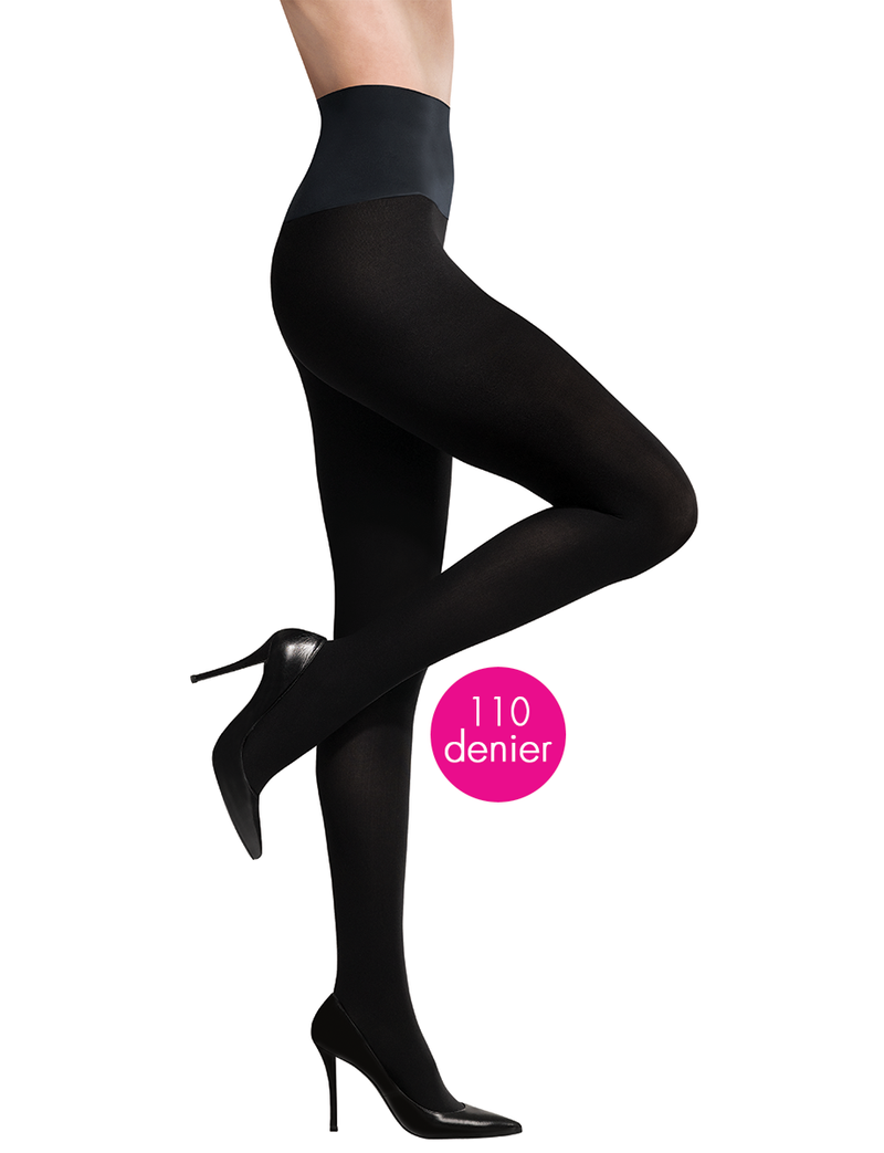Commando Shapewear Eclipse Opaque Tights