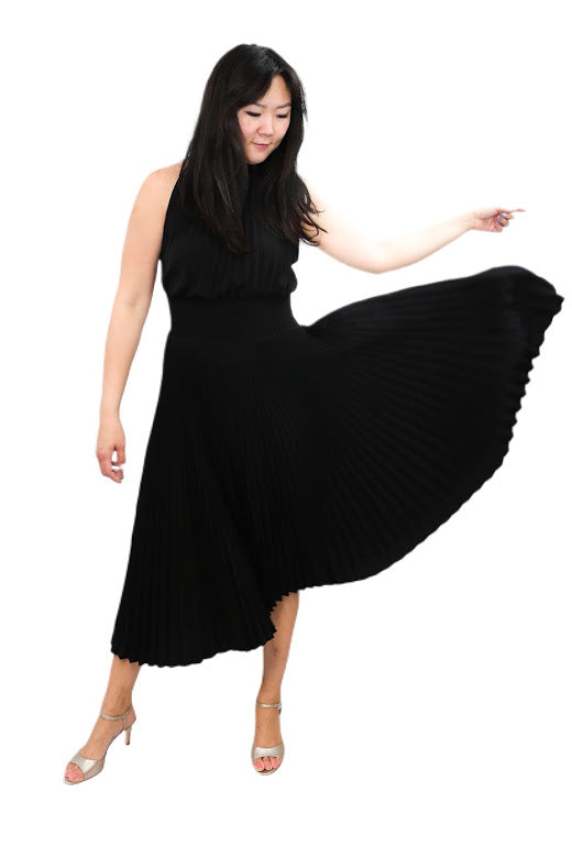 Renzo Dress (Black)