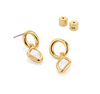 Cala Earrings Gold