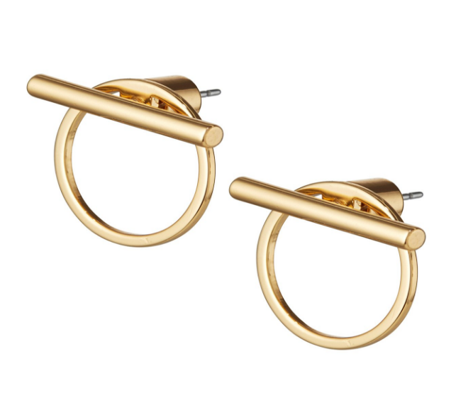 Rhye Gold Earrings