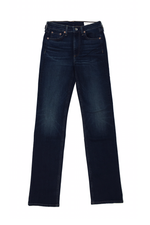 Nina Highrise Cigarette Denim (Carla Midwash)
