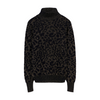 Perla Animal Print Sweater