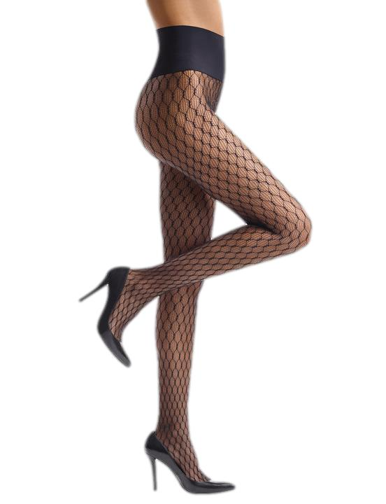 Commando Shapewear Leopard Sheer Tights