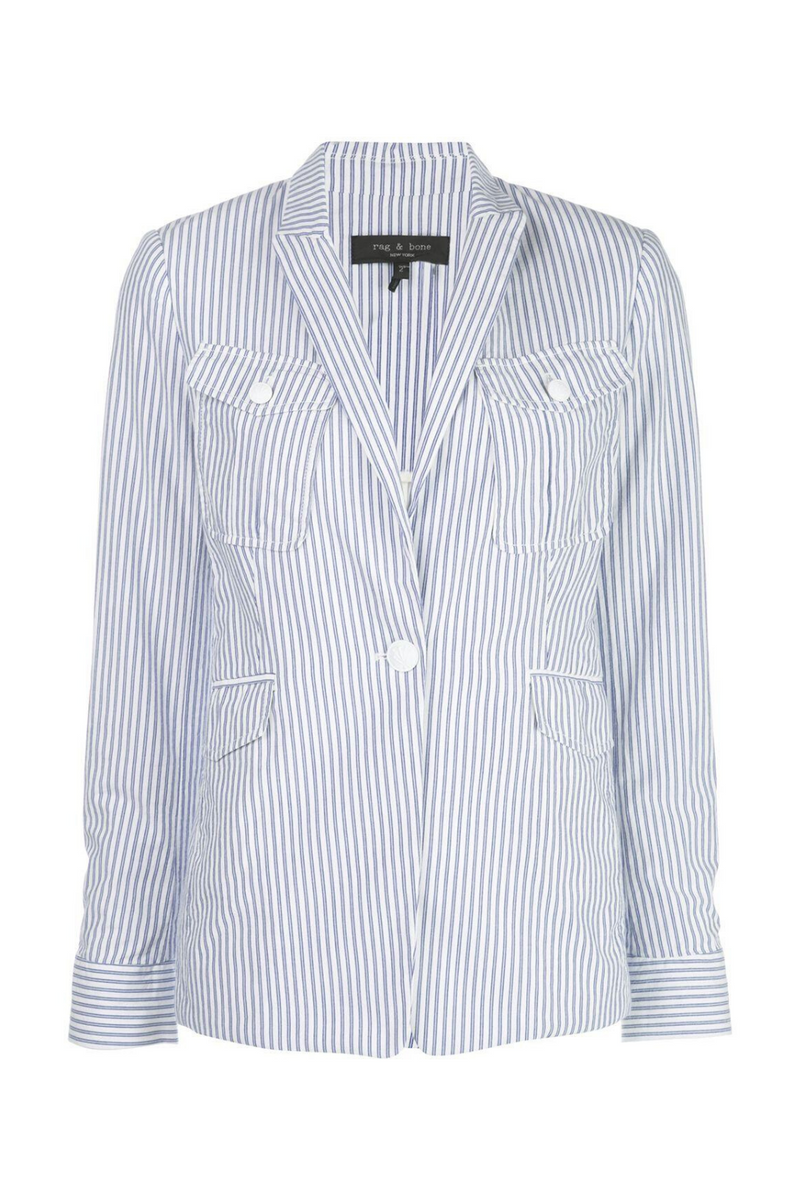 Owen Striped Blazer