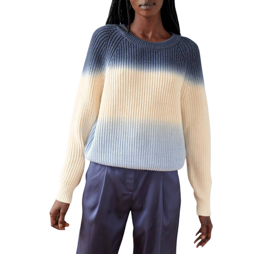 Dip Dyed Crewneck Sweater
