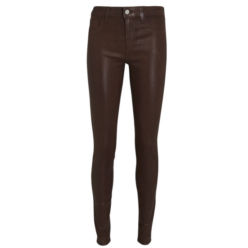 Marguerite Coated HR Skinny HR Skinny (Cocoa)