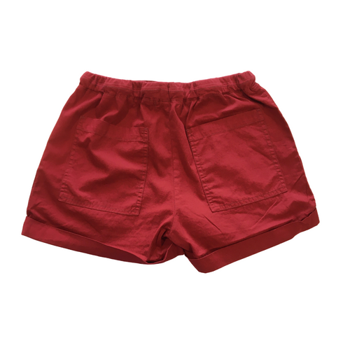 Tenley Classic Twill Casual Short