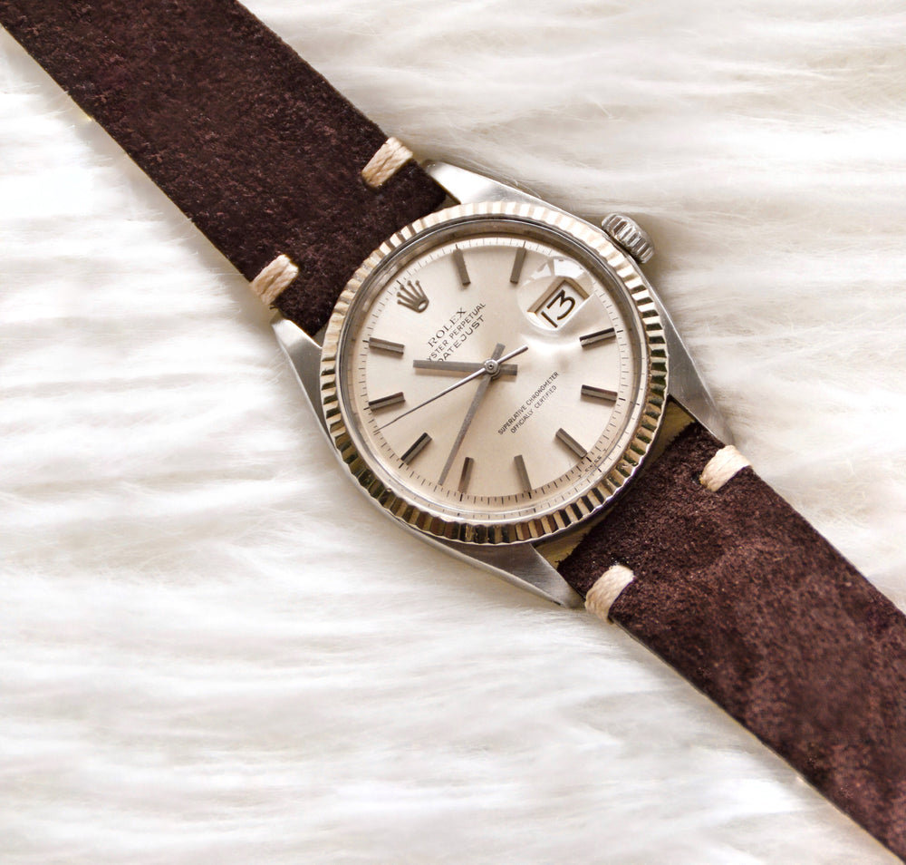 Beautiful vintage Rolex 1601 from 1972 for sale at Trophies Watches