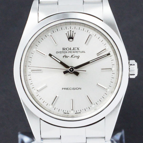 Rolex Air King Precision 14000M - 2000 - Rolex horloge - Rolex kopen - Rolex heren horloge - Trophies Watches