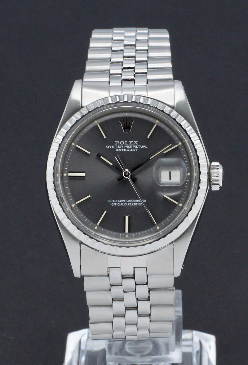 Rolex Datejust 1603 - 1971 - Rolex horloge - Rolex kopen - Rolex heren horloge - Trophies Watches  Edit alt text