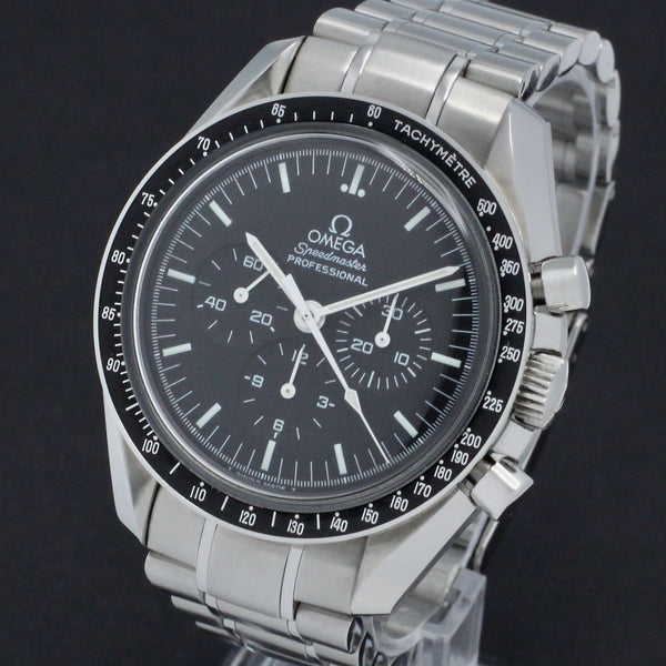 Omega Speedmaster 3572.50.00 - 1998 - Omega horloge - Omega kopen - Omega heren horloges - Trophies Watches