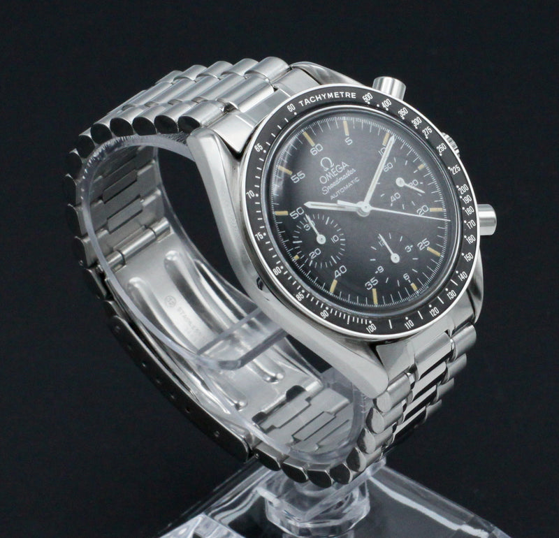 Omega Speedmaster Reduced 3510.50.00 - 1991 - Omega horloge - Omega kopen - Omega heren horloge - Trophies Watches