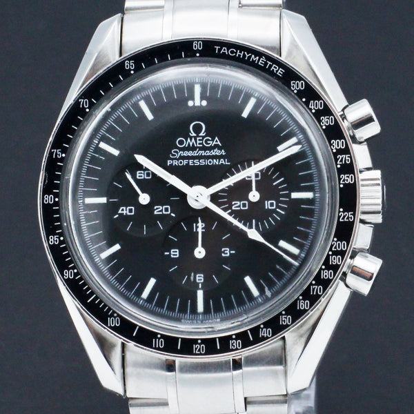 Omega Speedmaster 3570.50.00 - 1998 - Omega horloge - Omega kopen - Omega heren horloges - Trophies Watches