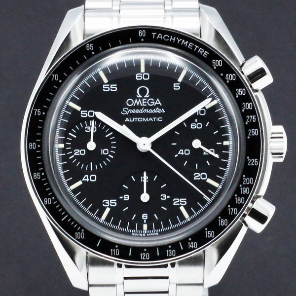 Omega Speedmaster Reduced 3510.50.00 - 1999 - Omega horloge - Omega kopen - Omega heren horloge - Trophies Watches