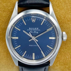 Rolex Air King Precision 5500 - 1973 - Rolex horloge - Rolex kopen - Rolex heren horloge - Trophies Watches