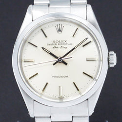Rolex Air King Precision 5500 - 1984 - Rolex horloge - Rolex kopen - Rolex heren horloge - Trophies Watches