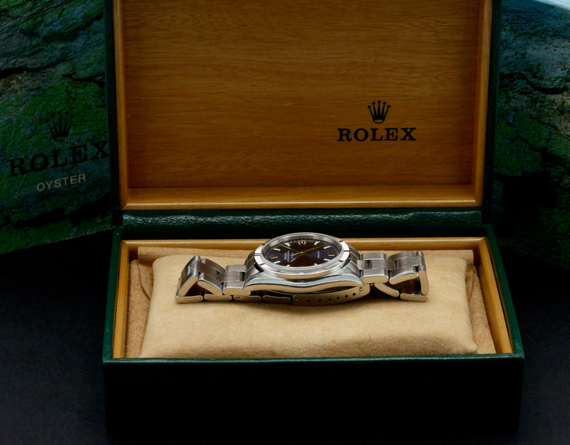 Rolex Air King Precision 14010M - 2000 - Rolex horloge - Rolex kopen - Rolex heren horloge - Trophies Watches