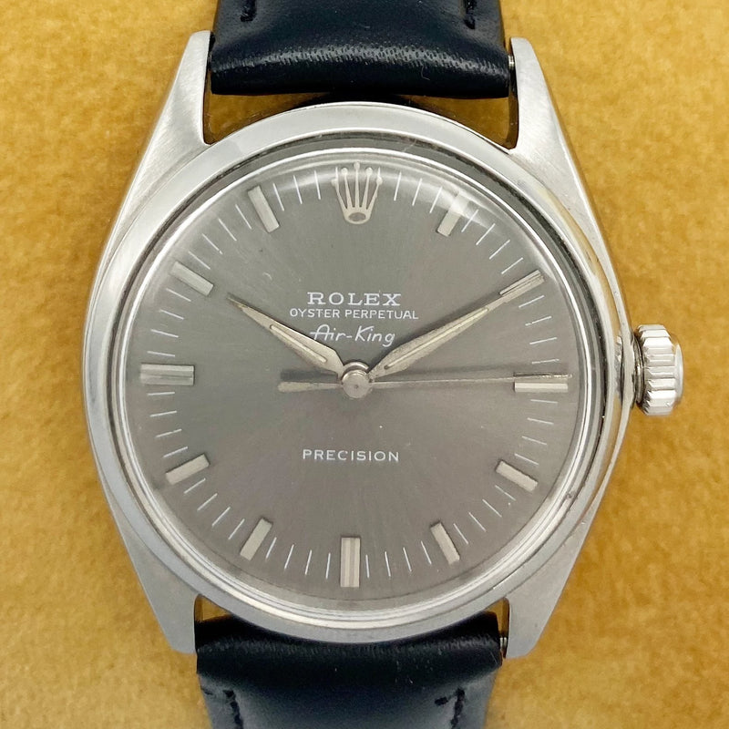 Rolex Air King Precision 5500 - 1978 - Rolex horloge - Rolex kopen - Rolex heren horloge - Trophies Watches