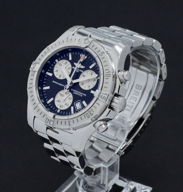 Breitling Colt Chronograph A73380 - 1996 - Breitling horloge - Breitling kopen - Breitling heren horloge - Trophies Watches