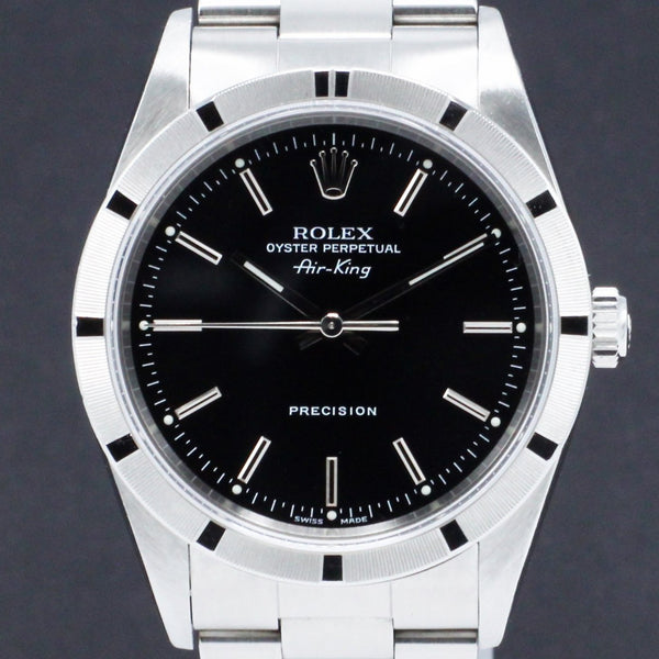 Rolex Air King Precision 14010 - 2000 - Rolex horloge - Rolex kopen - Rolex heren horloge - Trophies Watches
