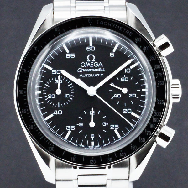 Omega Speedmaster Reduced 3510.50.00 - 1998 - Omega horloge - Omega kopen - Omega heren horloge - Trophies Watches
