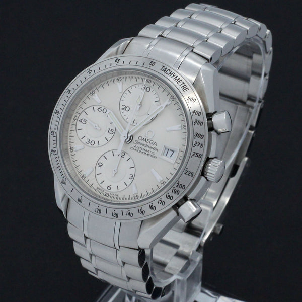 Omega Speedmaster 3211.30- 2008 - Omega horloge - Omega kopen - Omega heren horloges - Trophies Watches
