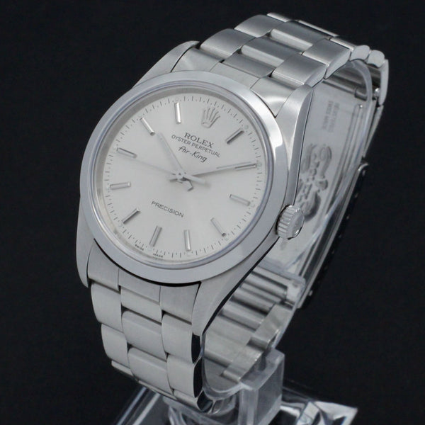 Rolex Air King Precision 14000 - 2000 - Rolex horloge - Rolex kopen - Rolex heren horloge - Trophies Watches