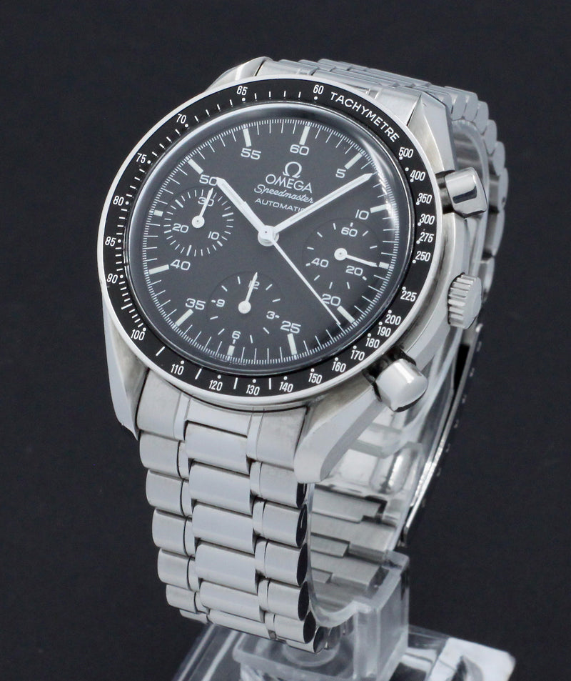 Omega Speedmaster Reduced 3510.50.00, Box & Papers, 1999