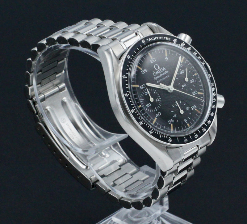 Omega Speedmaster Reduced 3510.50.00 - 1989 - Omega horloge - Omega kopen - Omega heren horloge - Trophies Watches