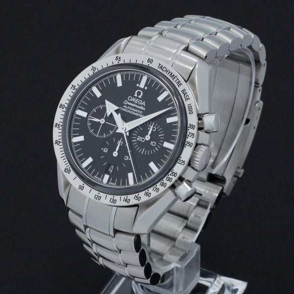 Omega Speedmaster Broad Arrow 3551.50.00 - 2003 - Omega horloge - Omega kopen - Omega heren horloges - Trophies Watches