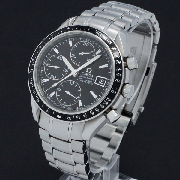 Omega Speedmaster 3210.50 - 2010 - Omega horloge - Omega kopen - Omega heren horloges - Trophies Watches