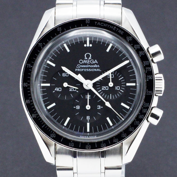 Omega Speedmaster 3572.50.00 - 2012 - Omega horloge - Omega kopen - Omega heren horloges - Trophies Watches