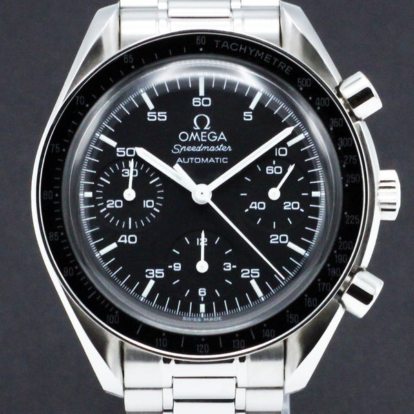 Omega Speedmaster Reduced 3510.50.00 - 2003 - Omega horloge - Omega kopen - Omega heren horloge - Trophies Watches