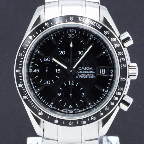 Omega Speedmaster Date 3210.50, Box & Papers, 2013