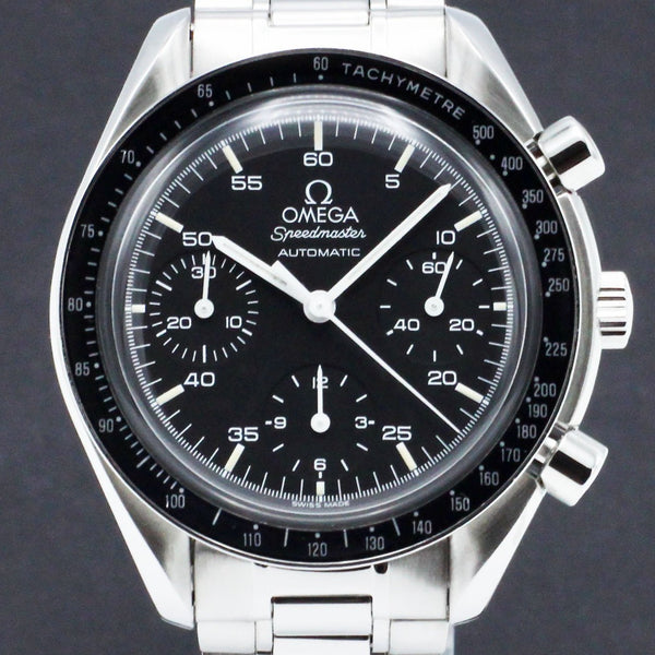 Omega Speedmaster Reduced 3510.50.00 - 1993 - Omega horloge - Omega kopen - Omega heren horloge - Trophies Watches