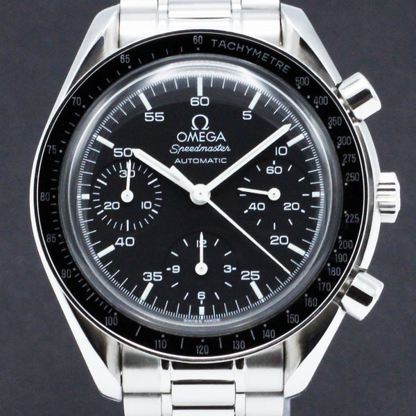 Omega Speedmaster Reduced 3510.50.00 - 2000 - Omega horloge - Omega kopen - Omega heren horloge - Trophies Watches