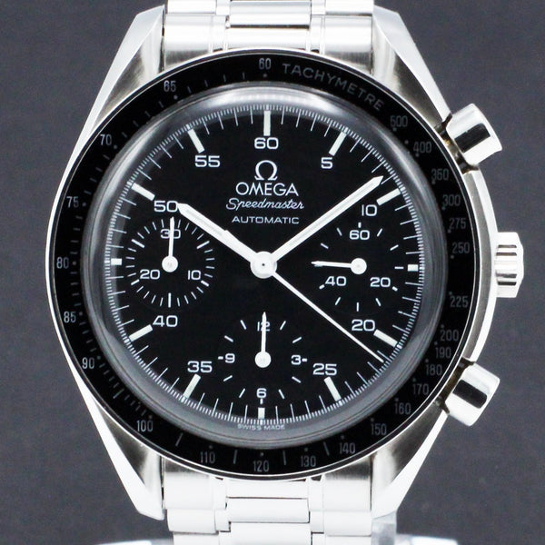 Omega Speedmaster Reduced 3510.50.00 - 2001 - Omega horloge - Omega kopen - Omega heren horloge - Trophies Watches
