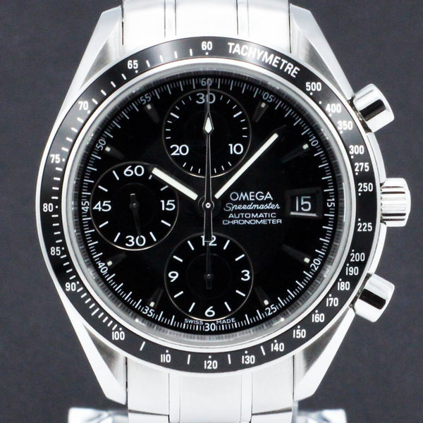 Omega Speedmaster 3210.50 - Omega horloge - Omega kopen - Omega heren horloges - Trophies Watches