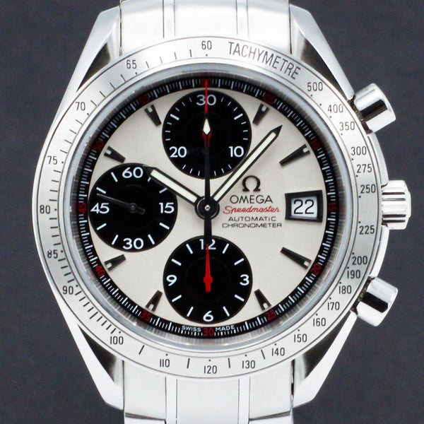 Omega Speedmaster 3211.31.00- 2012 - Omega horloge - Omega kopen - Omega heren horloges - Trophies Watches